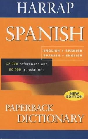 9780245606922: Harrap Spanish-english/english-spanish Dictionary