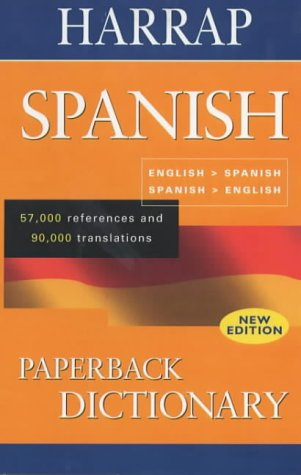 9780245606922: Harrap Spanish-english/english-spanish Dictionary