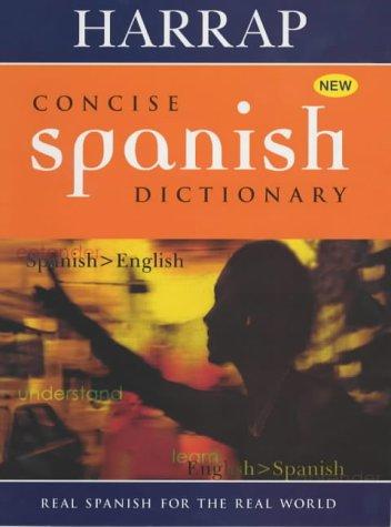 9780245606953: Harrap Spanish-English/English-Spanish Concise Dictionary