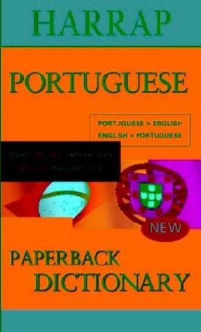 9780245606991: Harrap Portuguese-English/English-Portuguese Dictionary