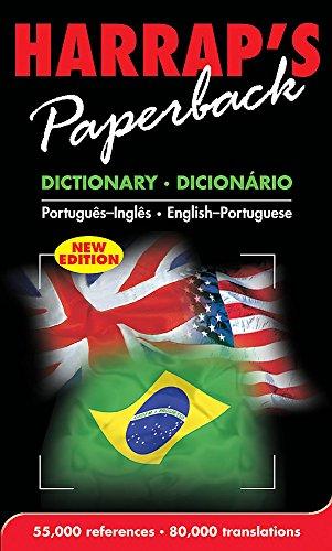 9780245607899: Harrap's Portuguese Paperback Dictionary: Portuguaes-Inglaes, English-Portuguese (Dictionary)