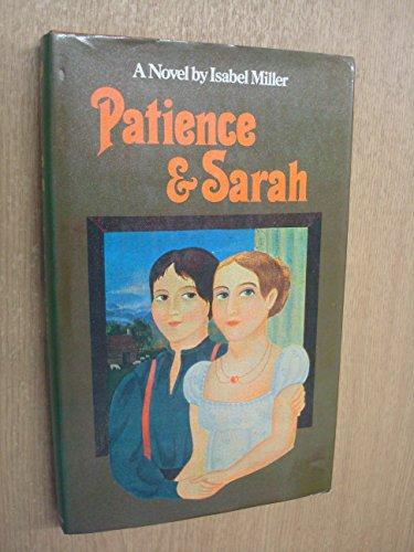 9780246105585: Patience and Sarah