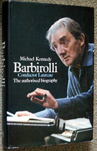 9780246107626: Barbirolli