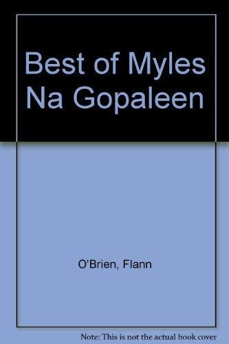 9780246108432: Best of Myles Na Gopaleen