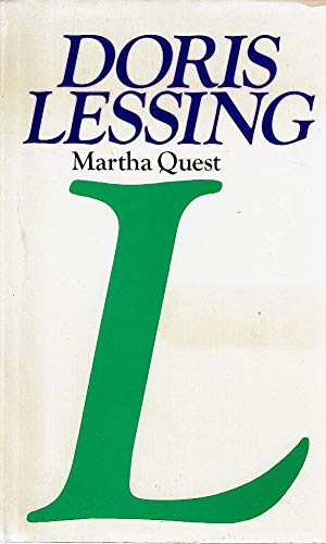 9780246109064: MARTHA QUEST (CHILDREN OF VIOLENCE S.)
