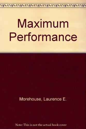 9780246110343: Maximum Performance