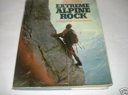 9780246110565: Extreme Alpine Rock