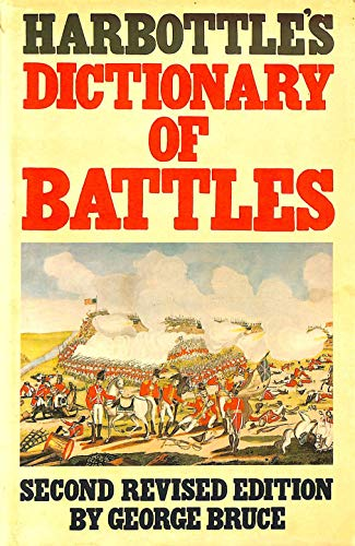 9780246111036: Harbottle's Dictionary of Battles