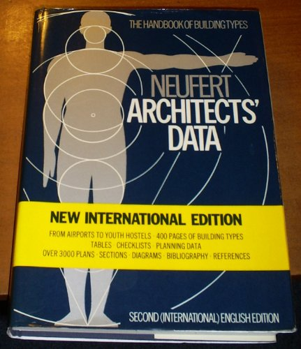 9780246112583: Architects' Data: Handbook of Building Types