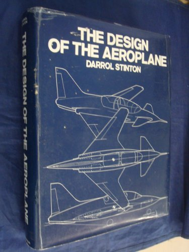 9780246113283: Design of the Aeroplane, The