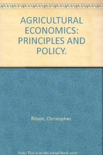 Economics Principles & Policy