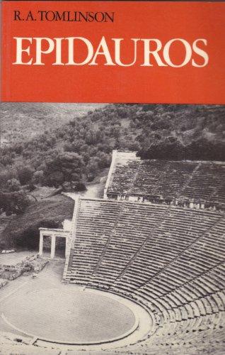 9780246113986: Epidauros (Archaeological sites)