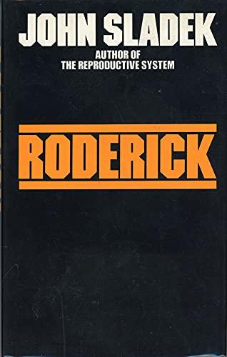 9780246114372: Roderick