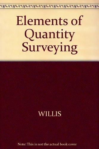 Elements of Quantity Surveying: WILLIS