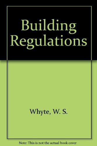 9780246116116: Building Regulations