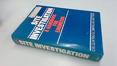 9780246116413: Site Investigation