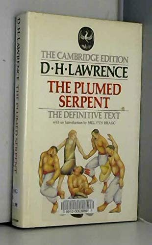 9780246116598: THE PLUMED SERPENT (THE CAMBRIDGE EDITION, THE DEFINITVE TEXT)