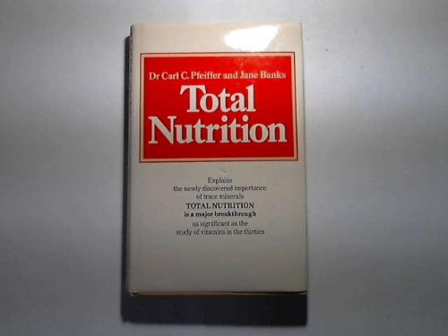 9780246116864: TOTAL NUTRITION