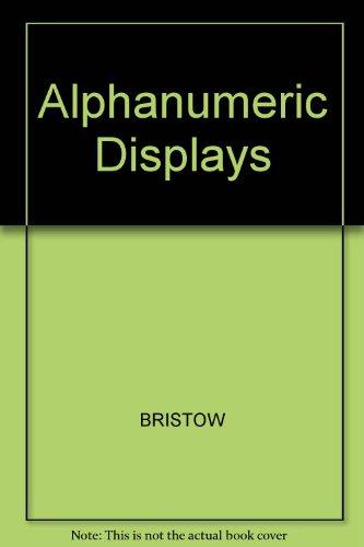 9780246117021: Alphanumeric Displays