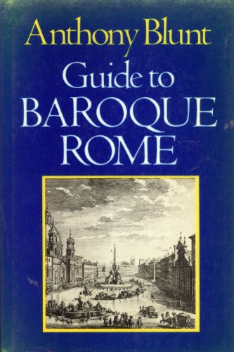 9780246117625: Guide to Baroque Rome