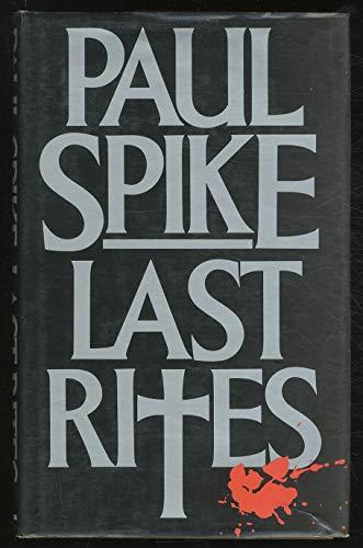 9780246117717: Last Rites
