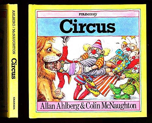 9780246117854: Circus (Foldaways)