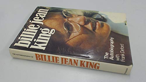 [signed] The Autobiography of Billie Jean King