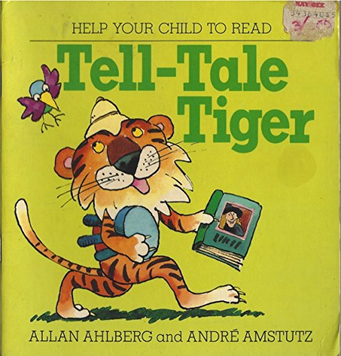 9780246118639: Tell-tale Tiger (Help Your Child to Read)