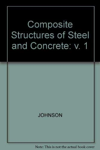 9780246119193: Composite Structures of Steel and Concrete