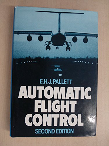 Automatic Flight Control Pallett, E.H.J.