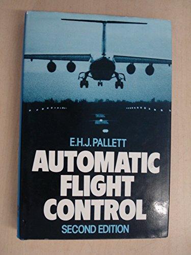 9780246120489: Automatic Flight Control