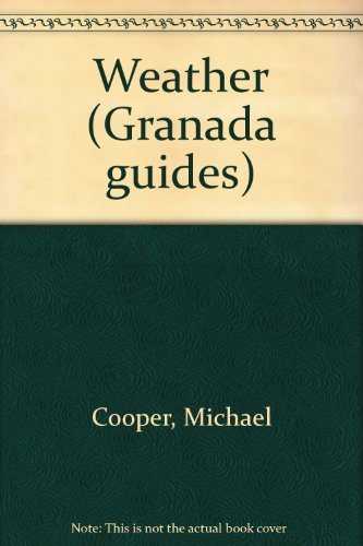 Weather (Granada guides) (0246120592) by Cooper, Michael