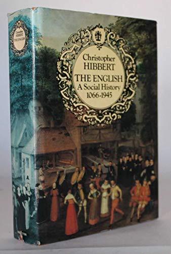 9780246121813: The English: A Social History, 1066-1945