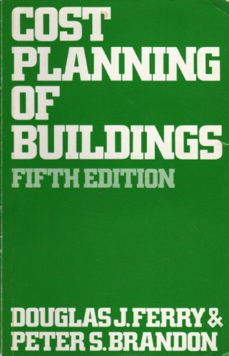 9780246122490: Cost Planning of Buildings