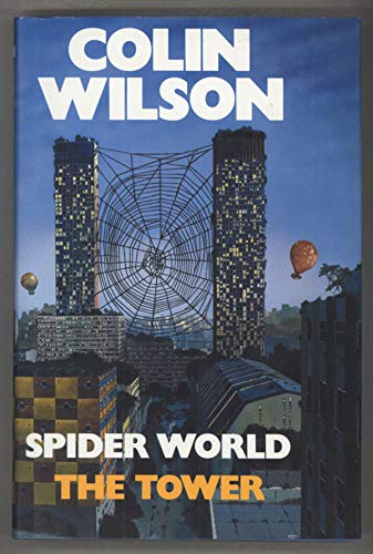 [signed] Spider World: the Tower