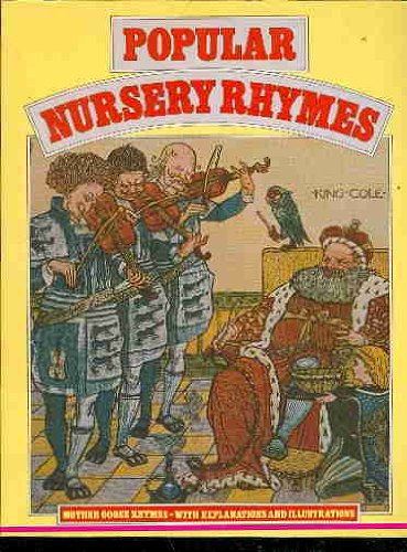 Popular Nursery Rhymes (0246125365) by Jennifer Mulherin