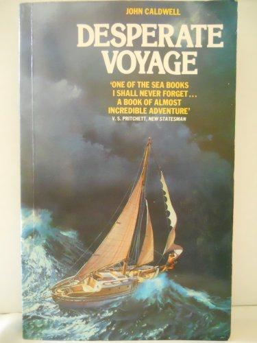 9780246127082: Desperate Voyage