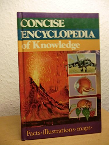 9780246128225: Concise Encyclopaedia of Knowledge
