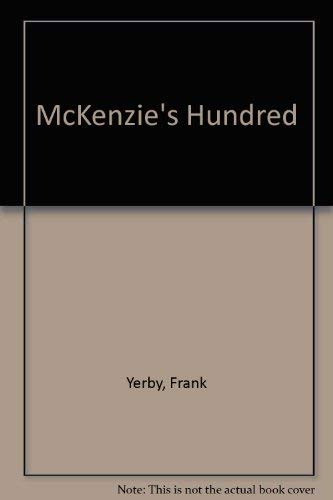 9780246128379: McKenzie's Hundred