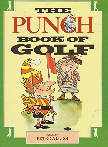 "9780246132055: ""Punch"" Book of Golf"