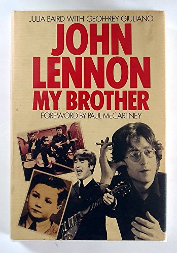 9780246133151: John Lennon, My Brother
