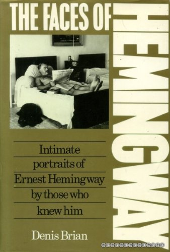 9780246133267: The Faces of Ernest Hemingway