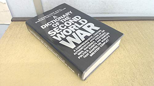 9780246133915: Dictionary of the Second World War