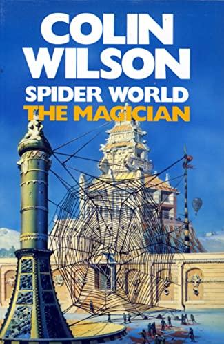 9780246134431: Spiderworld: The Magician