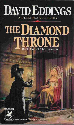 9780246134486: The Diamond Throne (The Elenium)