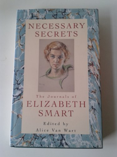 9780246136534: Necessary Secrets: Journals of Elizabeth Smart
