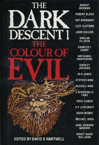 9780246136671: The Dark Descent: The Colour of Evil v. 1