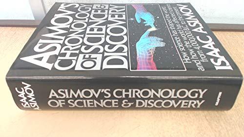 9780246136695: Asimov's Chronology of Science and Discovery