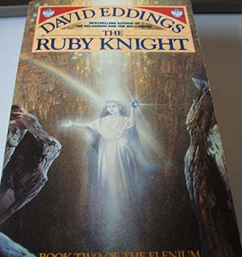 9780246137319: The Ruby Knight (The Elenium)