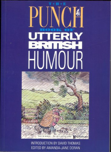 "9780246137418: ""Punch"" Book of Utterly British Humour"